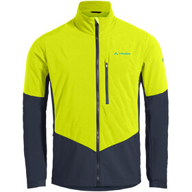 VAUDE Primasoft II Jacket Men, bright green